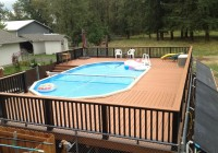 Small Deck Plans Pool