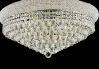 Small Flush Mount Chandeliers