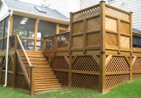 Small Front Deck Ideas