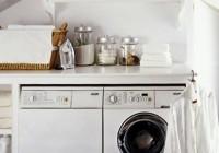 Small Laundry Closet Ideas
