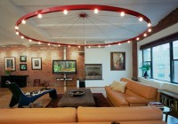 small living room chandeliers