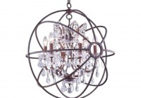 Small Modern Crystal Chandeliers