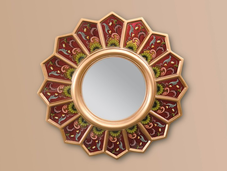 Permalink to Small Round Mirrors Wall Art