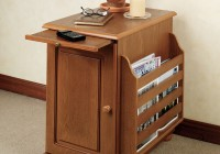 Small Side Tables With Storage