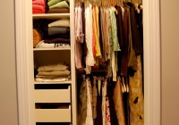 Small Walk In Closet Organization Ideas