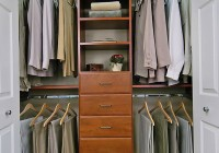 small walk in closet organizer ideas