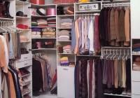 Small Walk In Closet Organizing Ideas