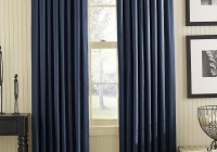 Small Window Long Curtains