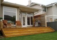 Small Wooden Deck Ideas