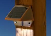 Solar Deck Lighting Home Depot