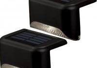 Solar Deck Step Lights Lowes