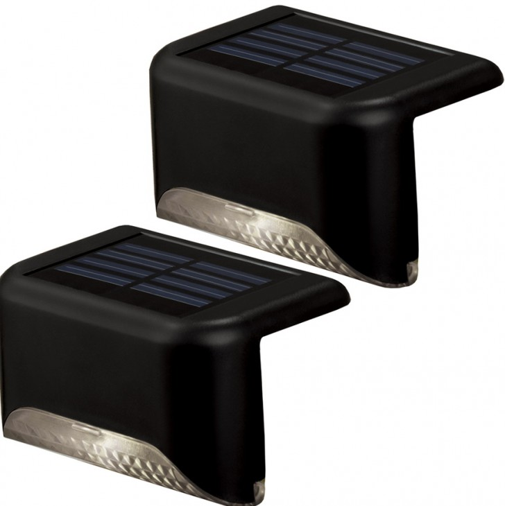 Permalink to Solar Deck Step Lights Lowes