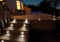 solar deck step lights