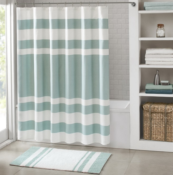 Permalink to Spa Inspired Shower Curtains