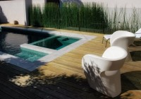Spa Pool Deck Designs