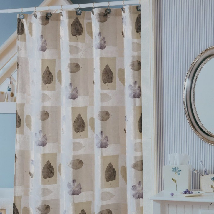 Permalink to Spa Shower Curtain Ideas