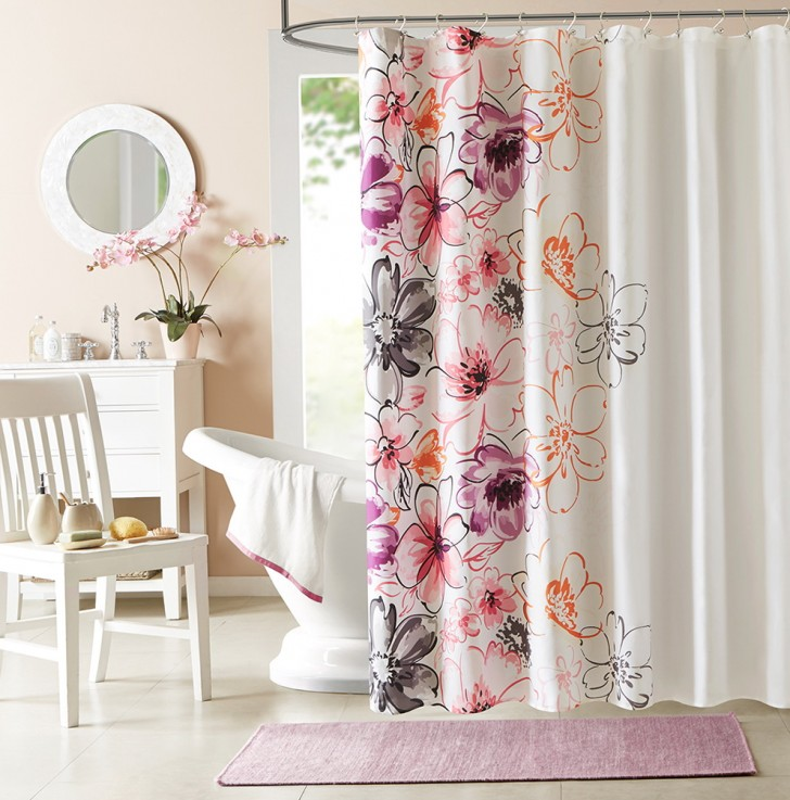 Permalink to Spa Style Shower Curtains