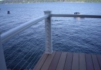 Stainless Cable Deck Railing