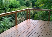 Stainless Steel Deck Railing Kit