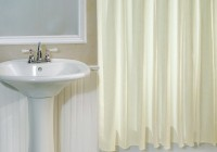 Stall Size Shower Curtain