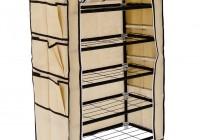 Stand Up Closet Storage
