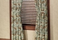 Standard Curtain Lengths For Windows