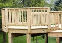 Standard Deck Rail Height