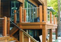 Steel Cable Deck Railing