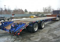 Step Deck Trailer Dims