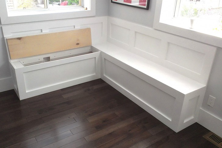 Permalink to Storage Bench Seating Kitchen
