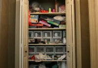Storage Ideas For Hall Closets