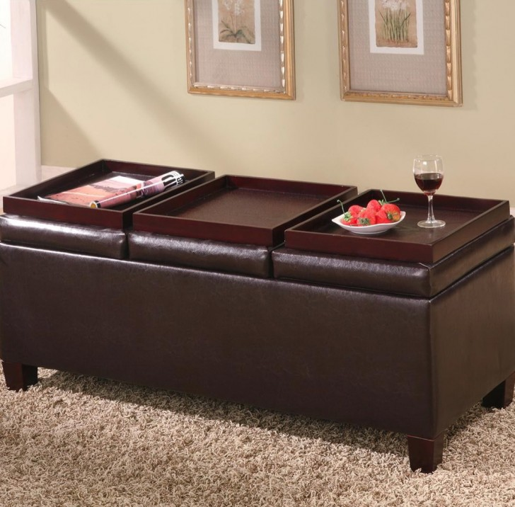 Permalink to Storage Ottoman Bench Cheap