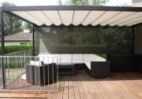 Sun Shade For Deck