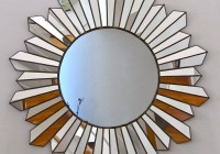Sunburst Wall Mirrors Decorative