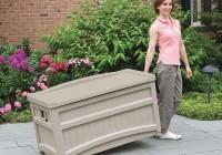 Suncast Deck Boxes At Lowes