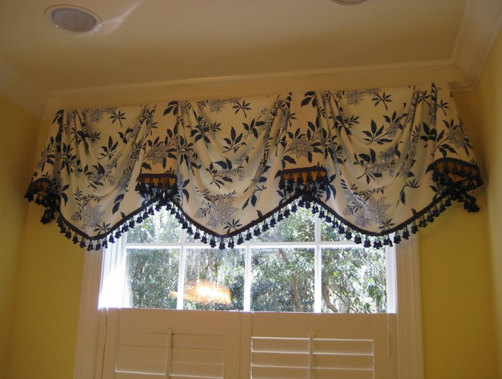 Permalink to Swag Curtain Valance Ideas
