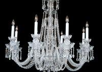 swarovski crystal ball chandelier