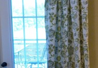 Swing Out Curtain Rods