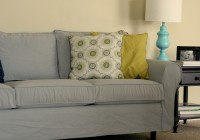 T Cushion Slipcover Grey