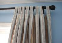 Tab Top Curtain Panels Pattern