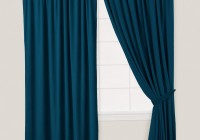 Tab Top Curtains Blue