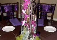 Tall Decorative Glass Vases