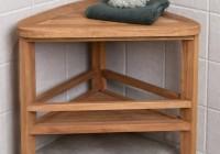 Teak Wood Shower Bench Target