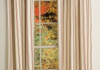 Thermal Backed Curtains With Grommets