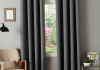 Thermal Curtain Panels Grommet