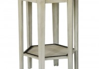 threshold mirrored accent table