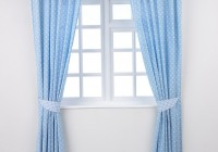 Tie Tab Top Curtains