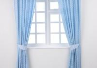 Tie Tab Top Curtains