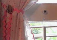 Tie Top Curtains Diy