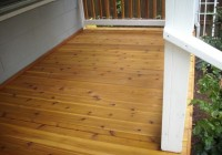 Tongue And Groove Floor Decking